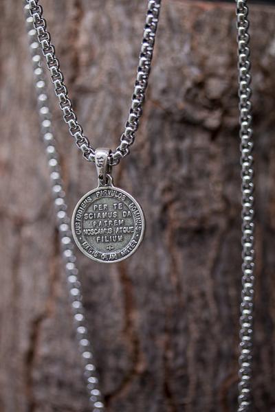 HOLY SPIRIT – שרשרת מטבע