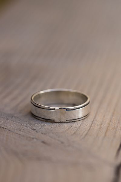 double line ring
