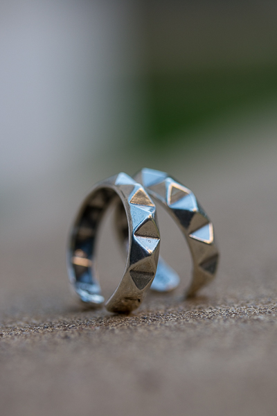 special silver ring