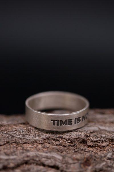 טבעת הקדשה אישית