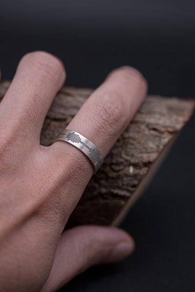 מתנה טבעת מקורית לגבר