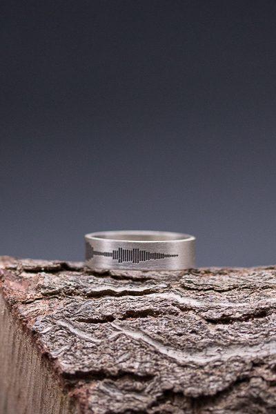 טבעת ייחודית לגבר