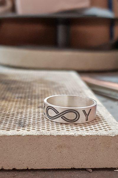 טבעת אינסוף אישית
