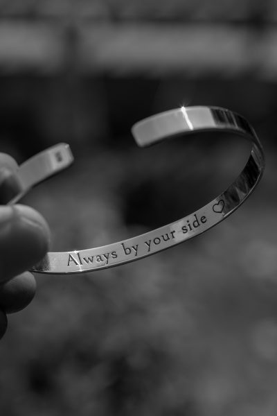 by your side bracelet